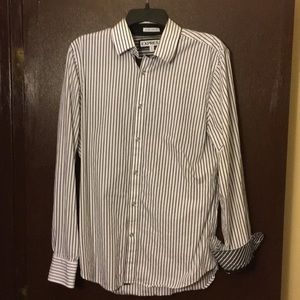 Express extra slim fit shirt size medium